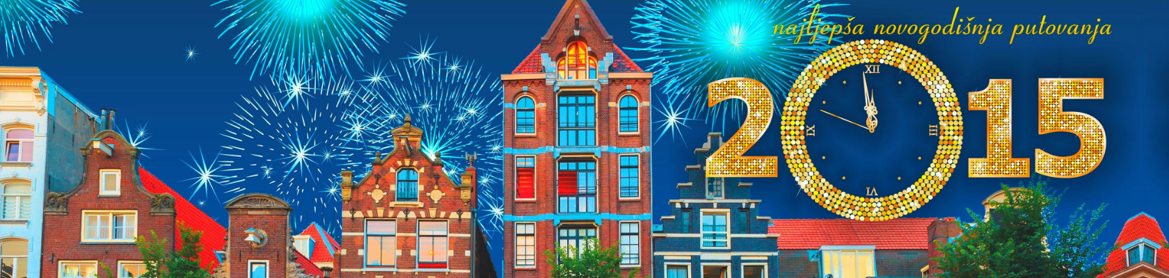 AMSTERDAM NOVA GODINA 2015.