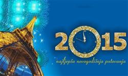 PARIZ EXPRESS NOVA GODINA 2015.