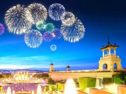 BARCELONA, AZURNA OBALA I PROVANSA NOVA GODINA 2021. / COMFORT