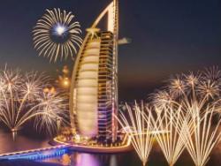 DUBAI 5 DANA NOVA GODINA 2021. - AVIONOM