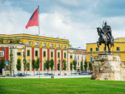 ALBANIJA NOVA GODINA 2020.