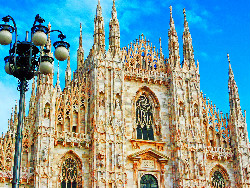 MILANO I JEZERA SJEVERNE ITALIJE NOVA GODINA 2020. - 3 DANA